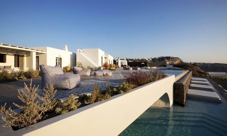 erosantorini luxury private villa santorini