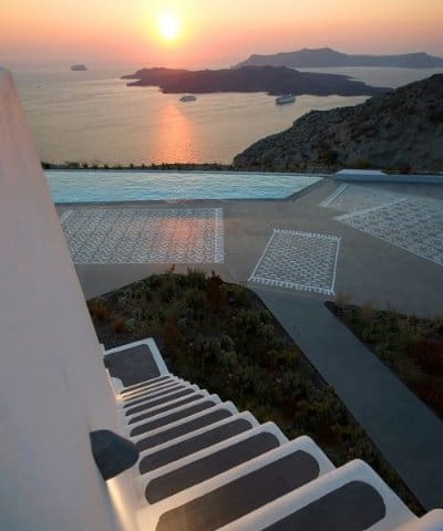erosantorini luxury private villa