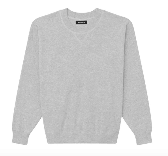 Naadam Cotton Cashmere Sweatshirt for Men
