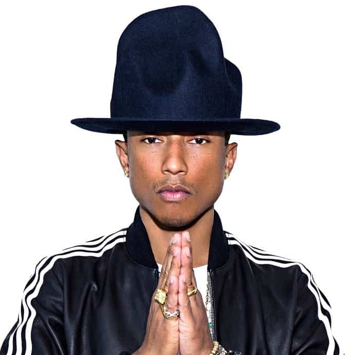 Pharrell Williams on Art, Inspiration, and Design