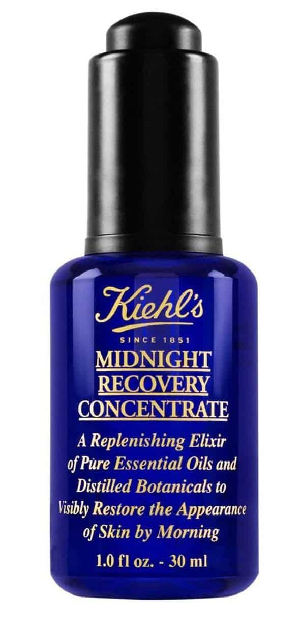 kiehls recovery concentrate