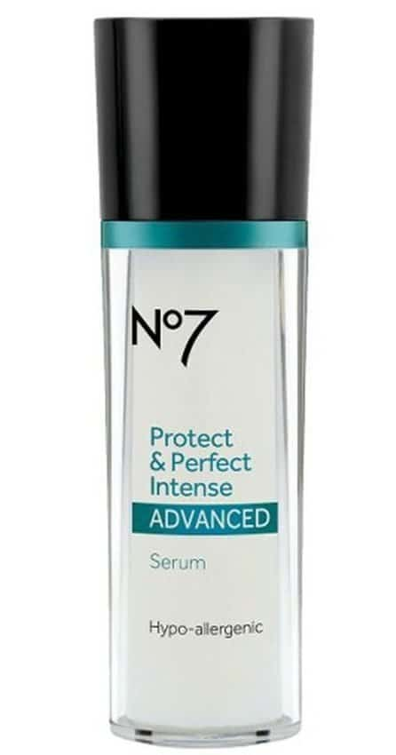 no 7 protect and perfect serum