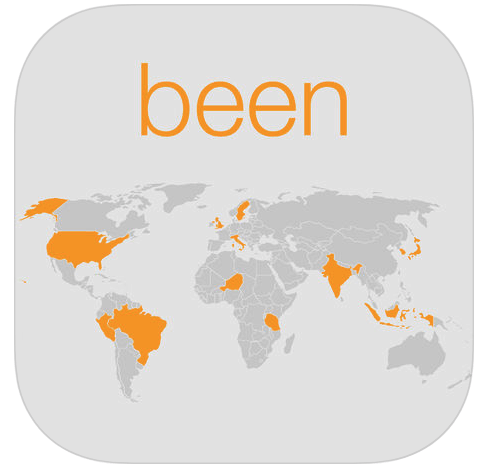 been travel app logo