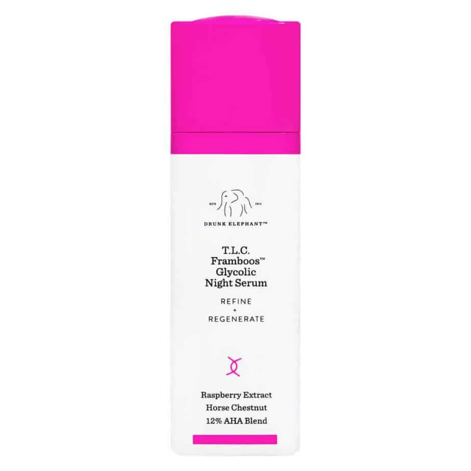 drunk elephant TLC serum