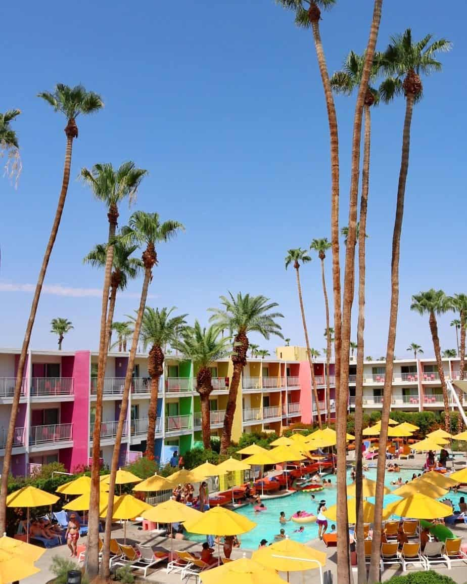 instagram hotel palm springs