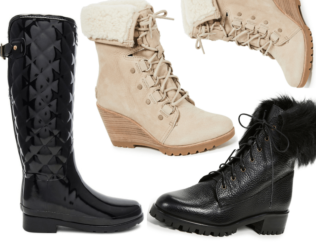 Winter Boots That Won't Look Crazy With Work Attire
