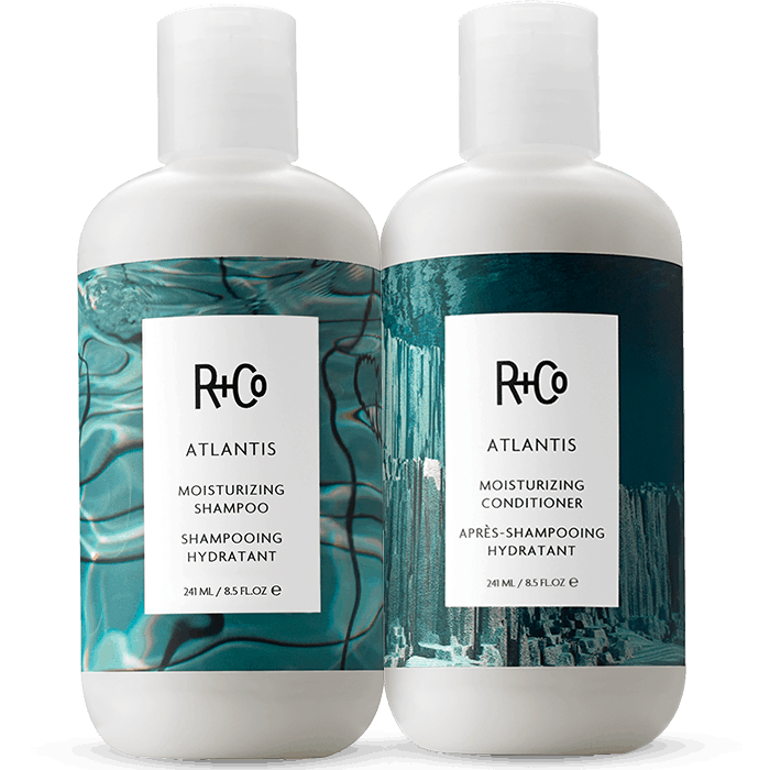 R and co atlantis shampoo and conditioner