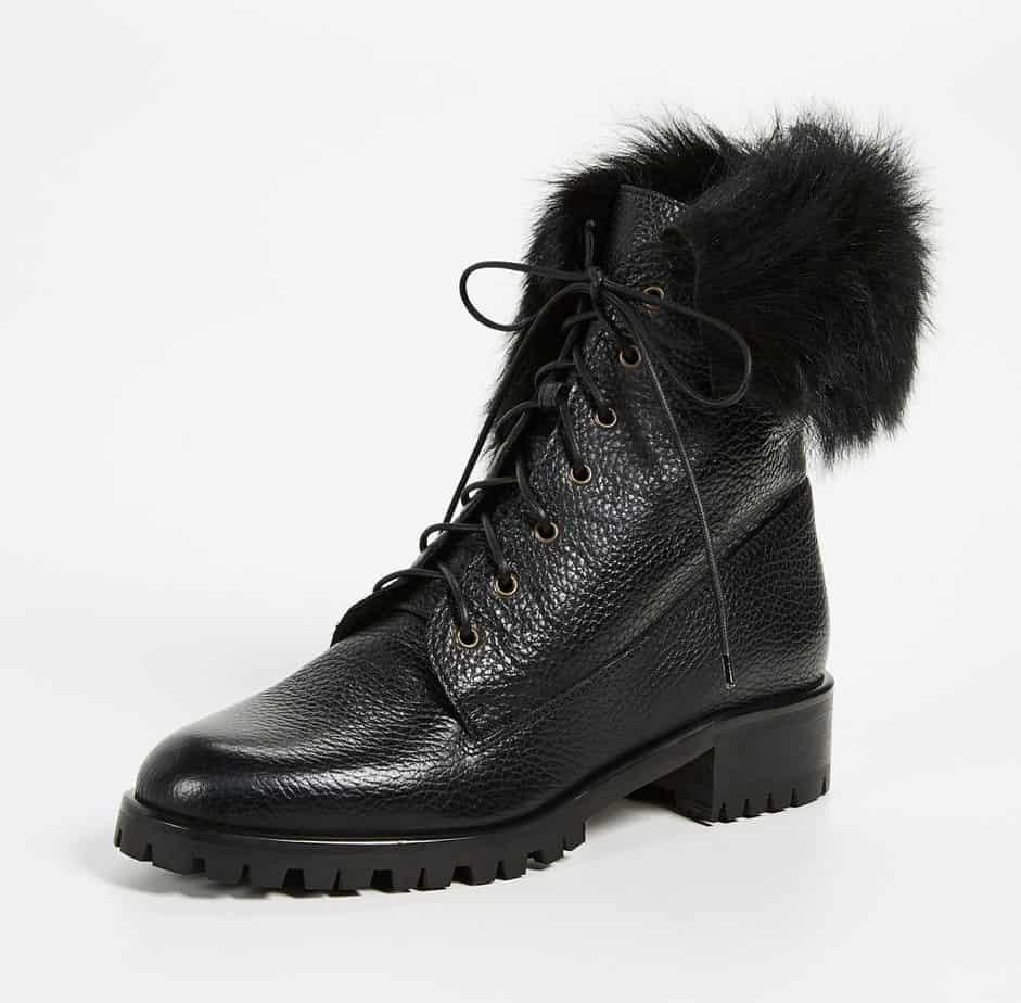Delli Combat Boots, $495