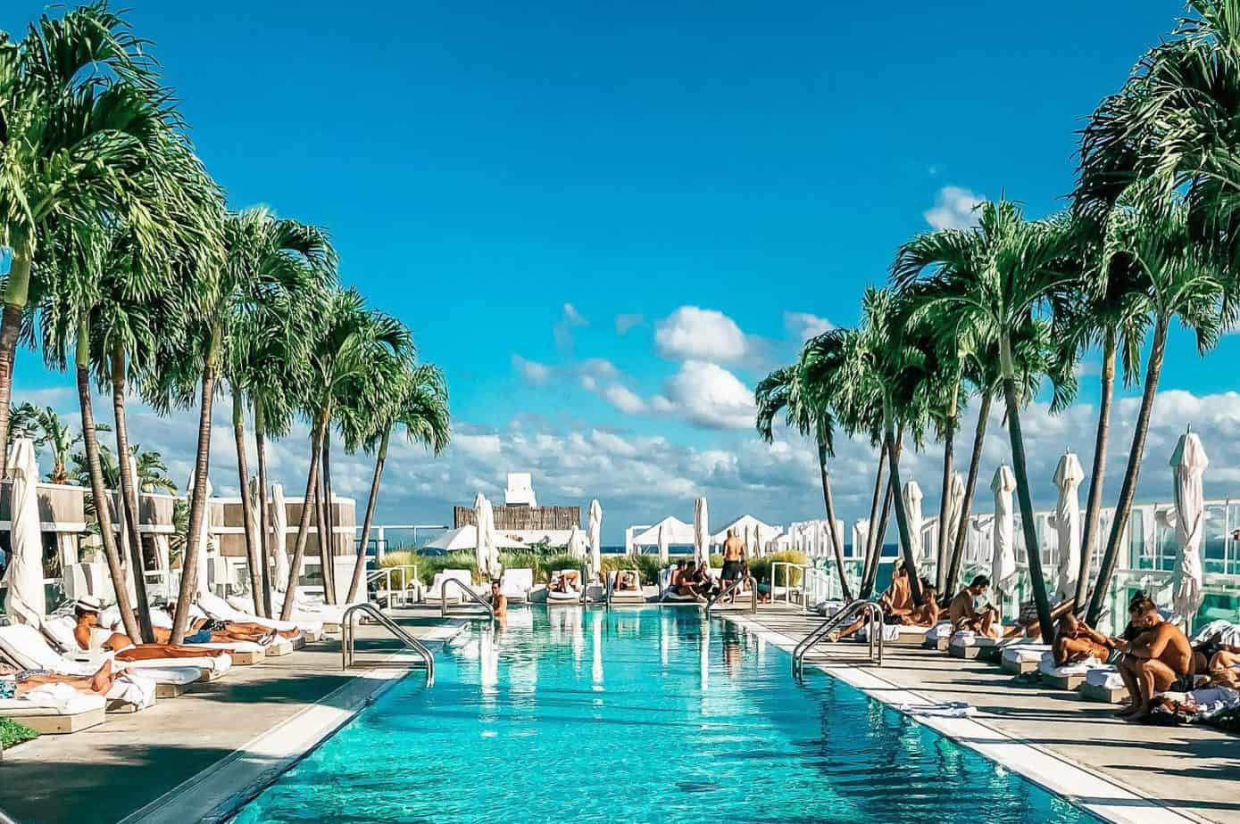 1 Hotel Miami South Beach Rooftop