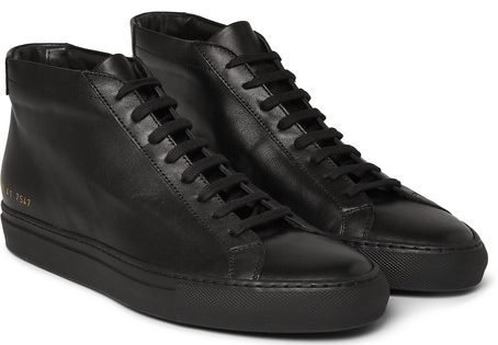 Common Projects high tops