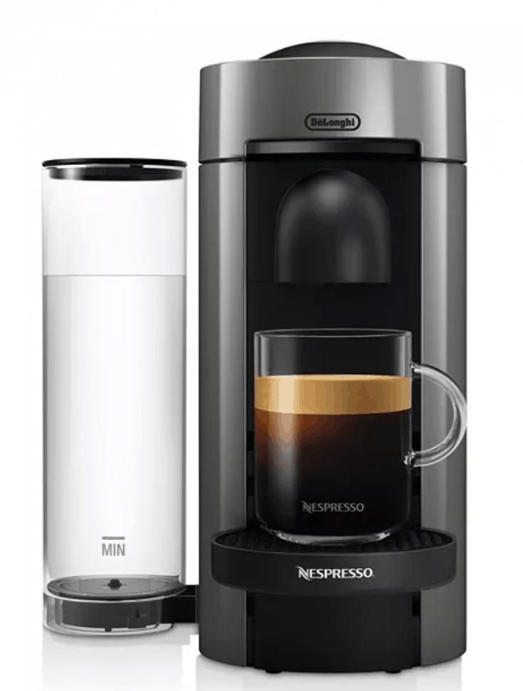 Nespresso VertuoPlus Coffee & Espresso Maker