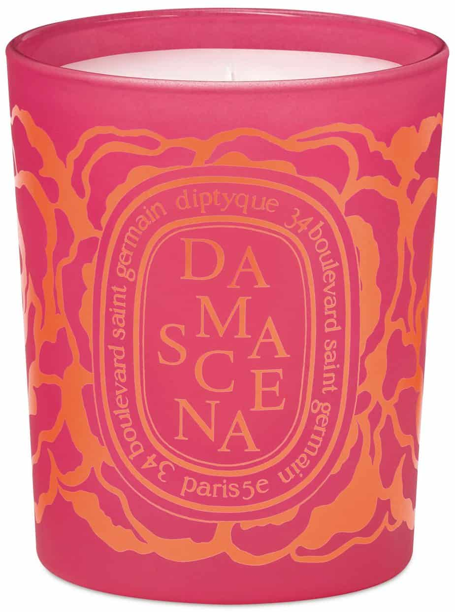 diptyque candle pink