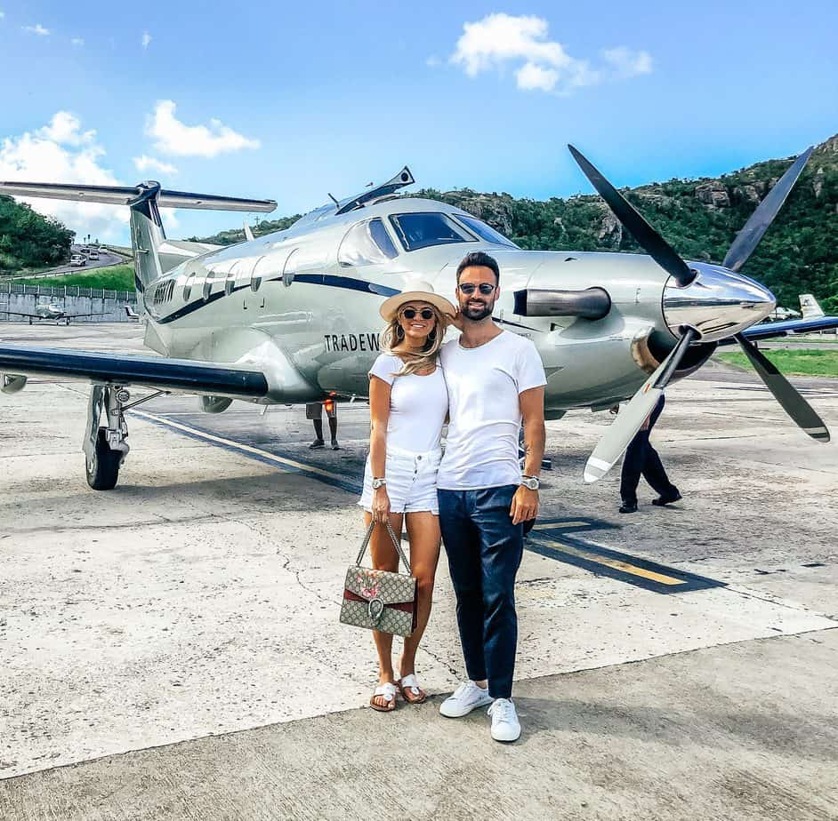 how to get to st barth