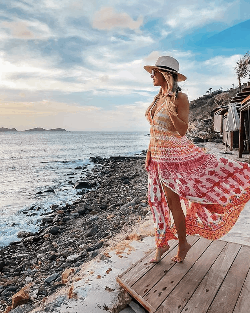What to Wear in St. Barths: Outfit Inspo & Packing Guide