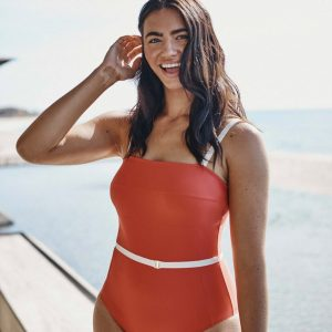 best one-piece for full bust
