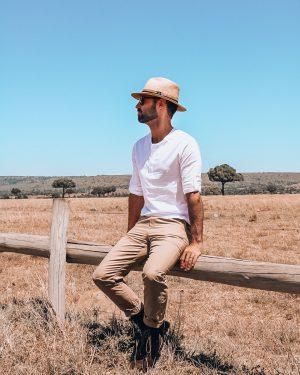 safari outfit for men