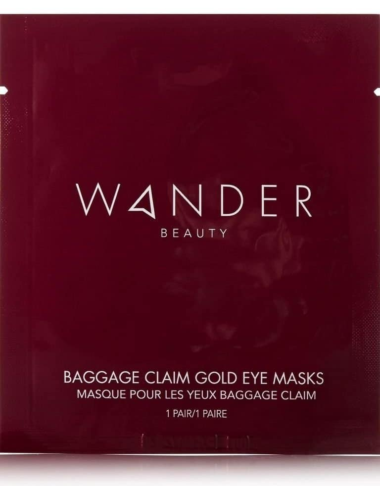 wander beauty baggage claim best undereye masks