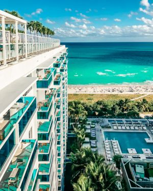 one hotel rooftop south beach