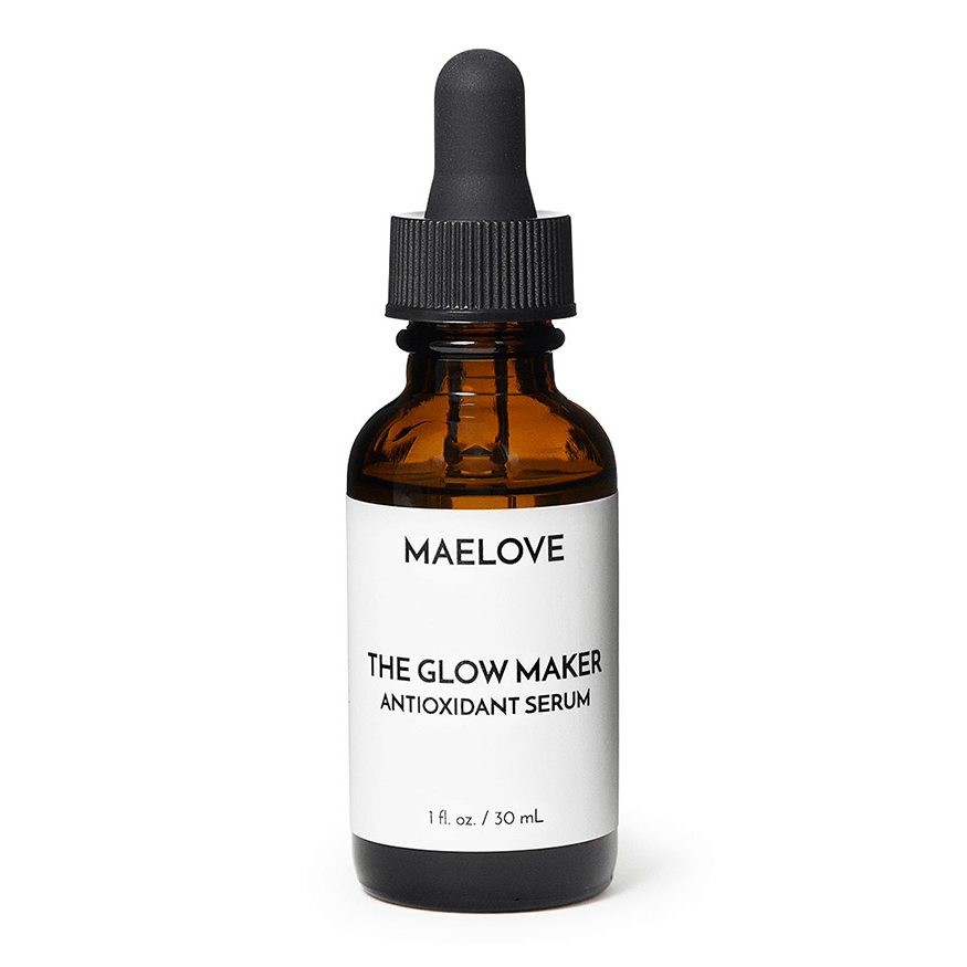 how to use vitamin c serum maelove glow maker