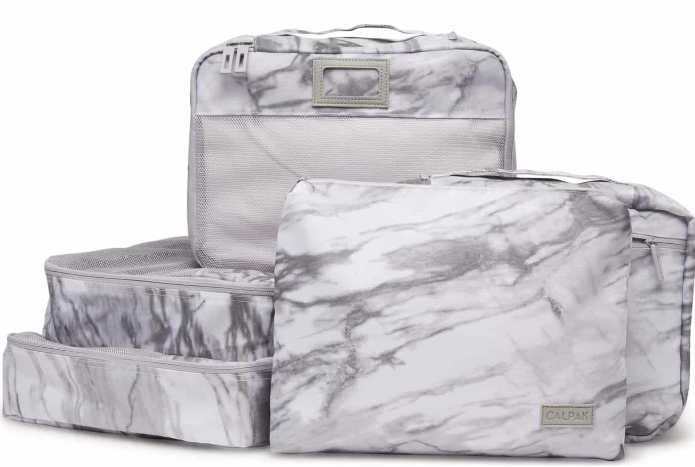 calpack packing cubes
