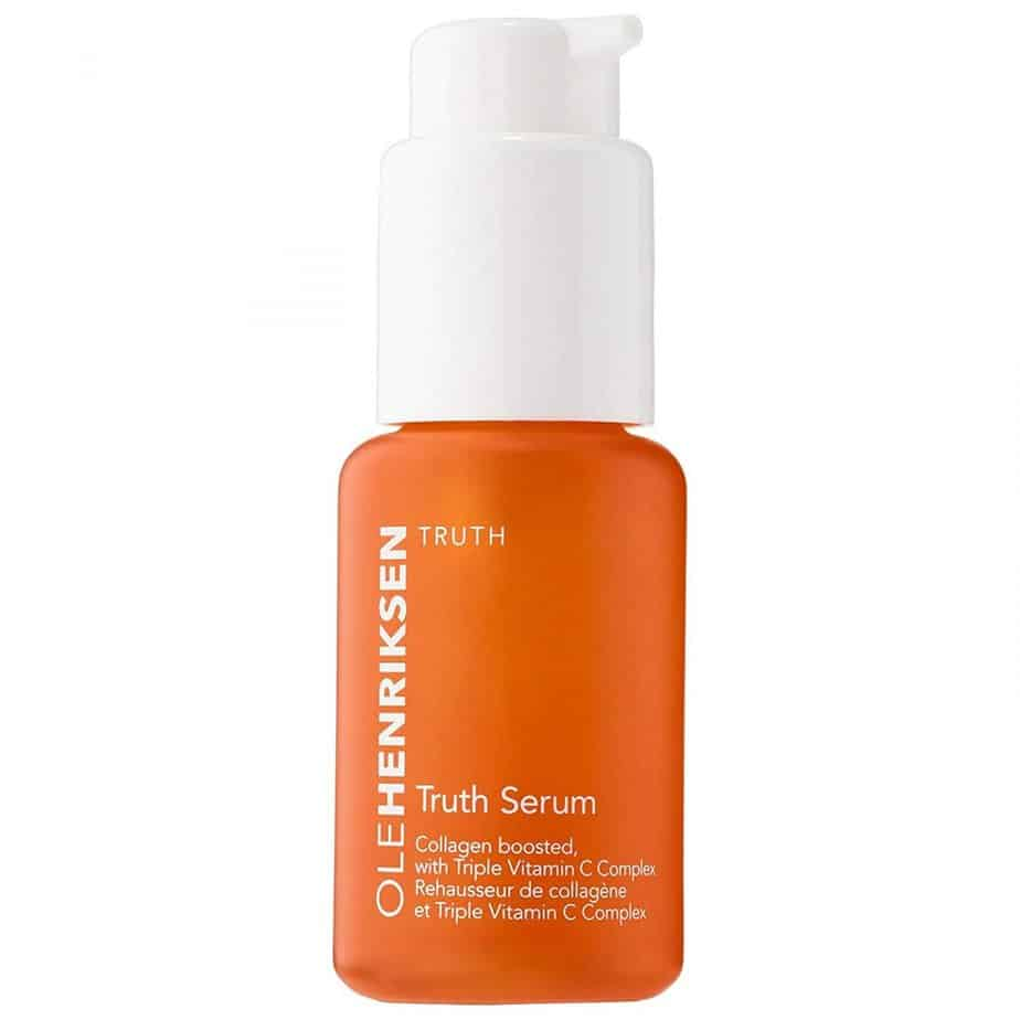 how to use a vitamin c serum ole henriksen