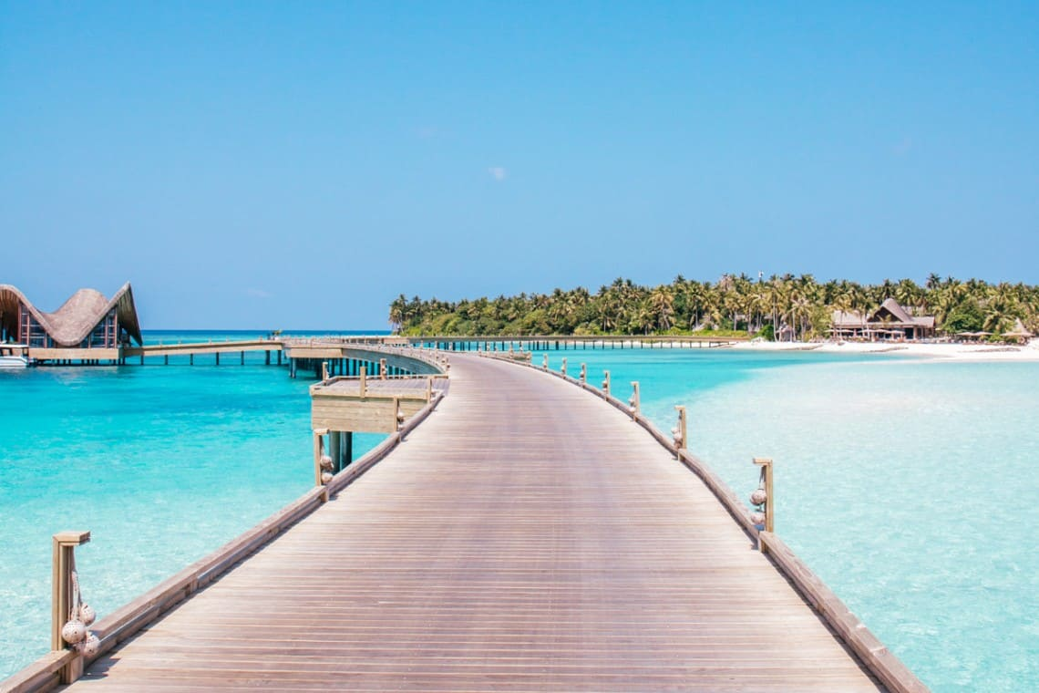 best hotel in maldives for honeymoon