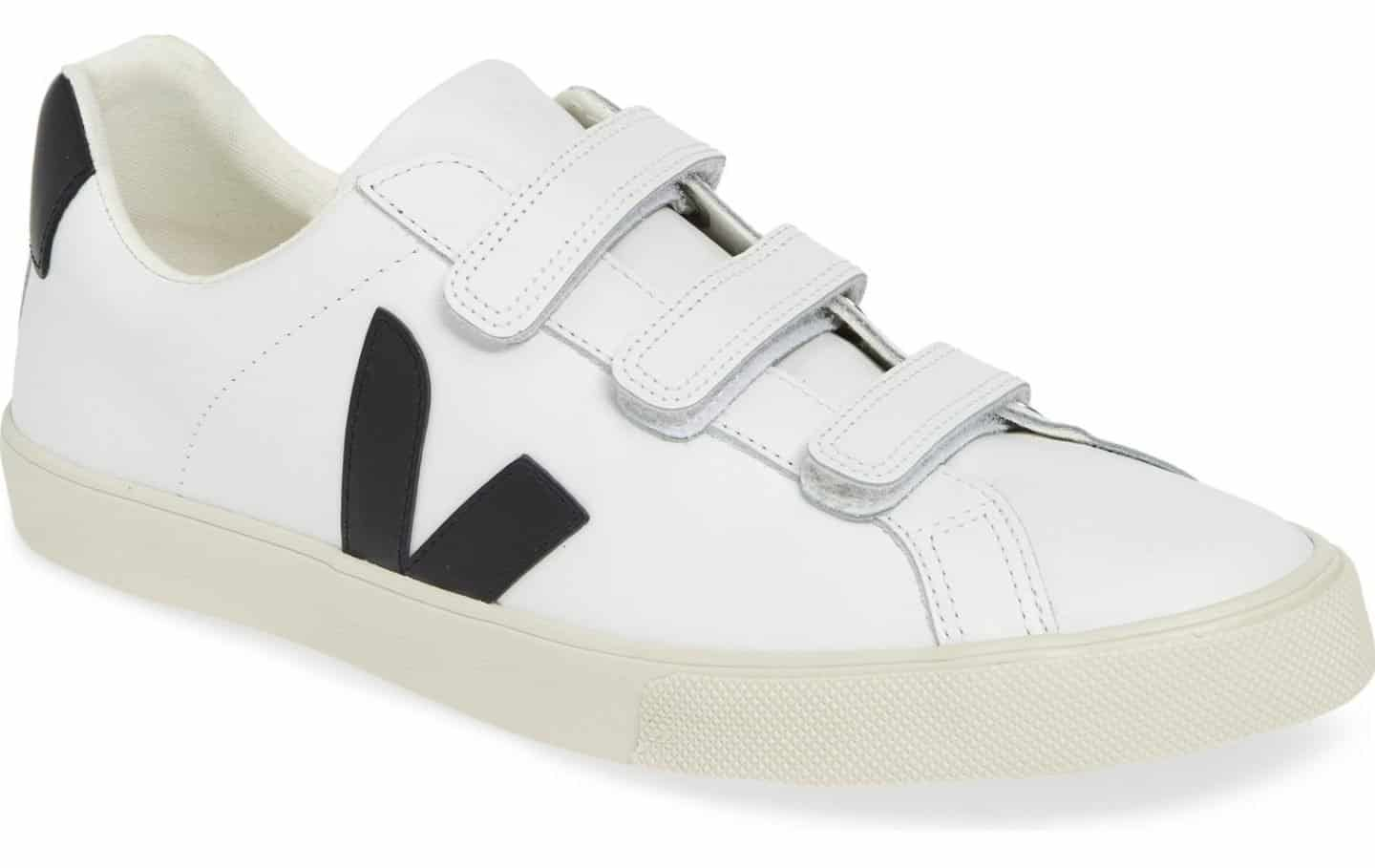 best white sneakers for women veja