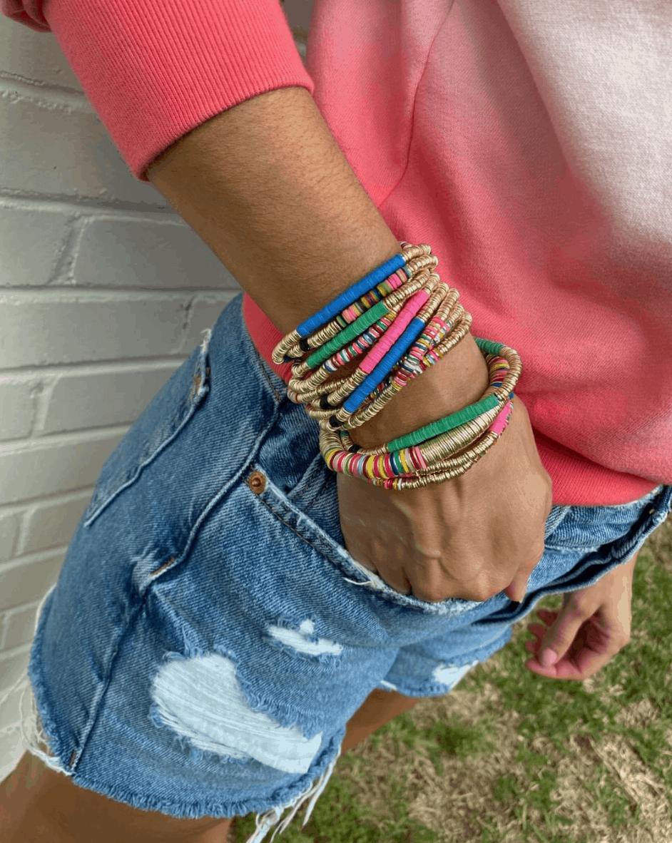 Allie Bess Bracelets
