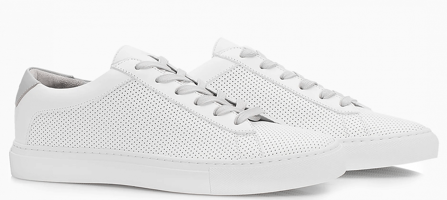 best white sneakers for women koio