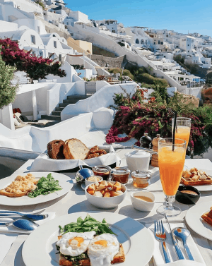 hotels in santorini