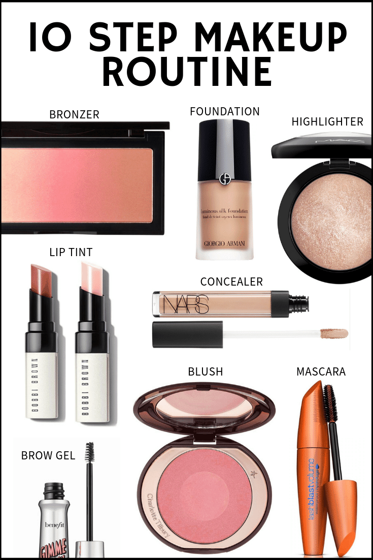 everyday makeup products