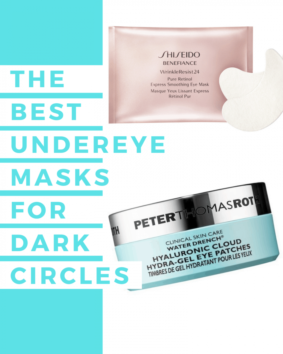 Best Undereye Masks for Dark Circles