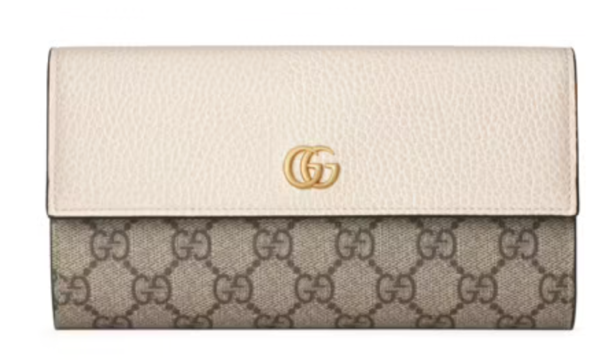 Gucci travel wallet