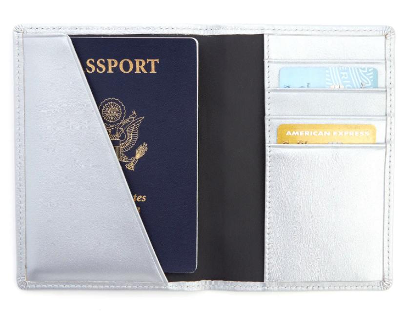 Royce new york travel wallet