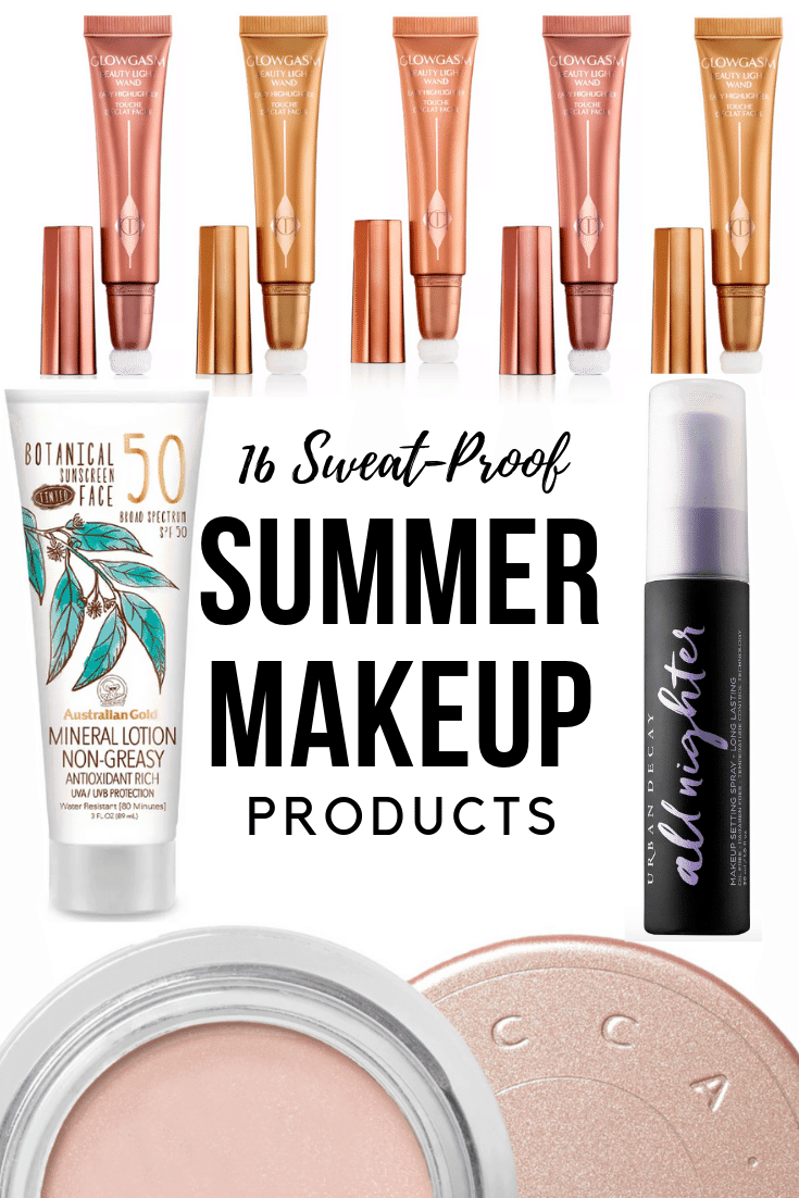 9 Summer Makeup Tips - Best Makeup for Hot Weather and Humidity