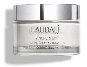 caudalie brightening moisturizer