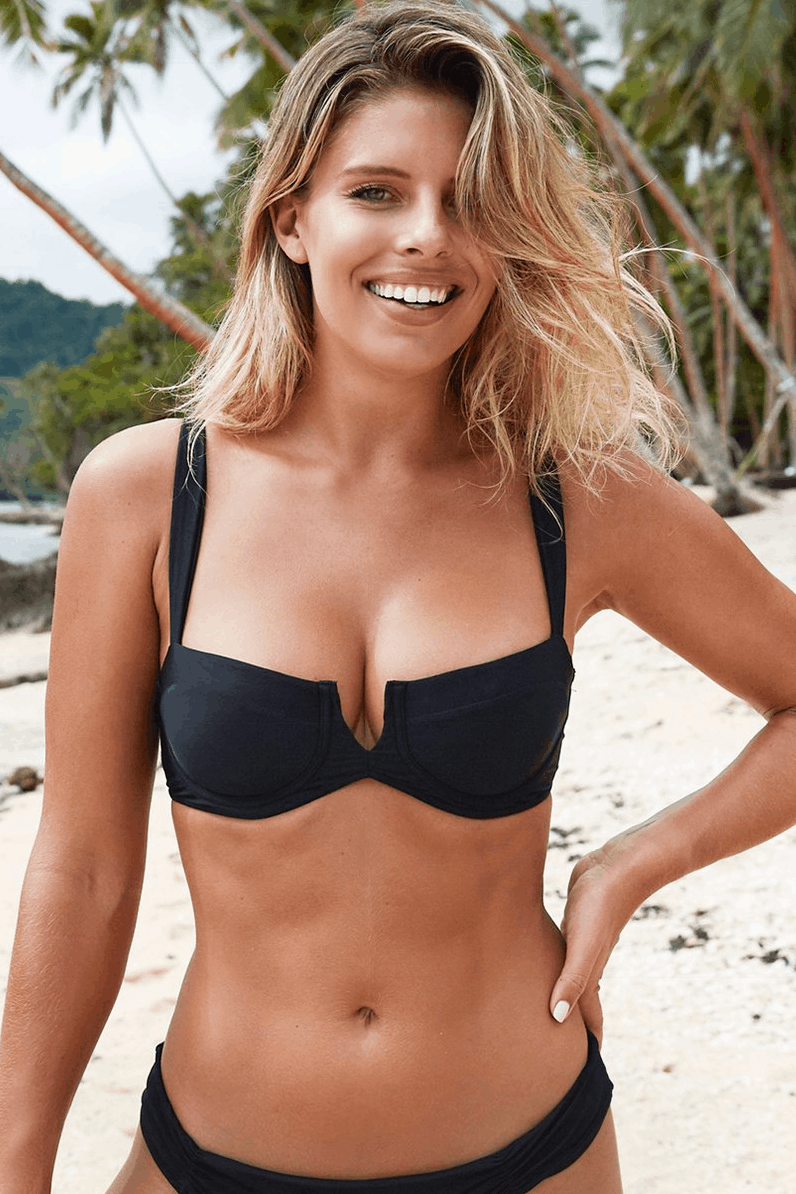best bikini with underwire