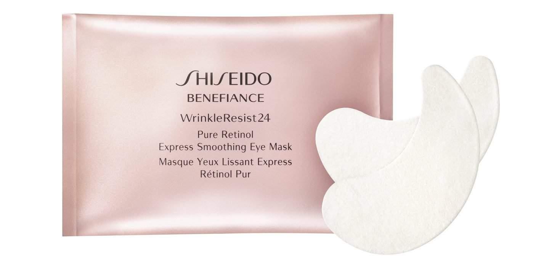 shiseido best undereye mask