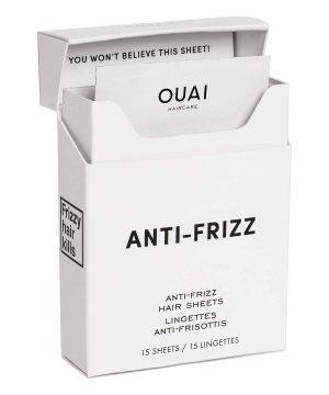 anti frizz sheets ouai