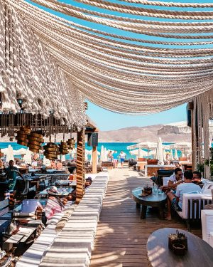 principote beach club mykonos