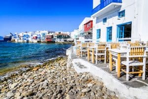 Mykonos, Greek Islands - Greece