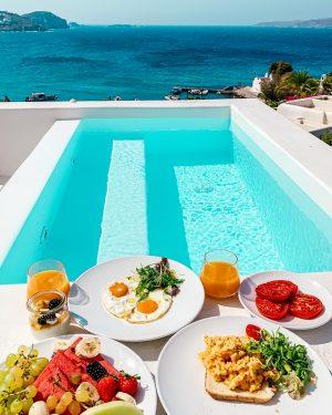 breakfast katikies mykonos