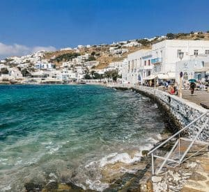 best time to go to mykonos