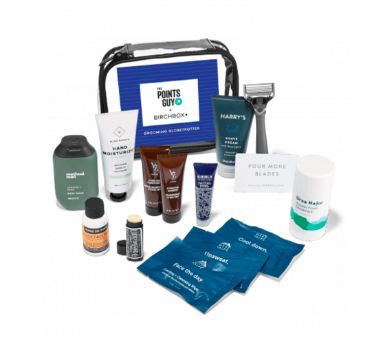 Birchbox x The Points Guy Limited Edition Travel Essentials Kit
