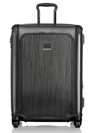 tumi checked bag travel essentials for men