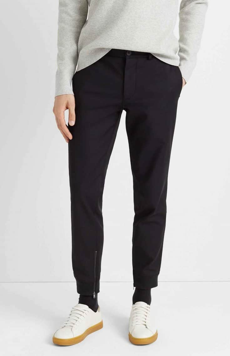 Club Monaco Seth Zip Trouser