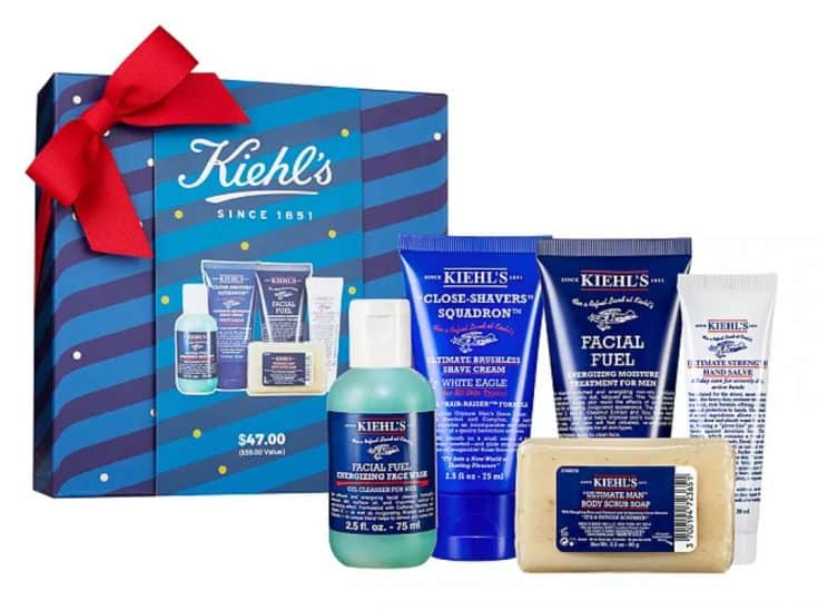 Kiehl's Grab & Go Essentials 5-Piece Gift Set