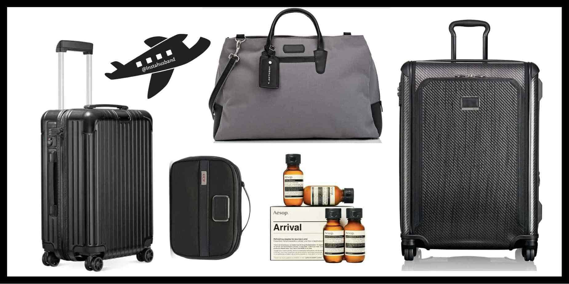 mens travel essentials