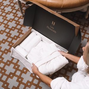 h by frette bath towels