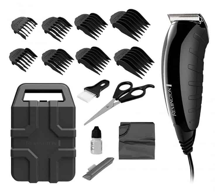 Remington Haircut Kit & Beard Trimmer